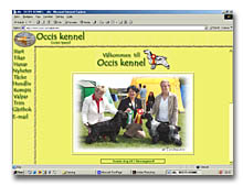Occi's kennel